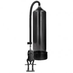 Pumped: Deluxe Beginner Pump - Black Product Image