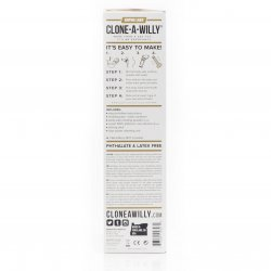 Clone-A-Willy + Balls Vibrator Kit - Light Tone 4 Product Image