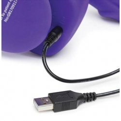 "Uprize Remote Control 6"" Erecting Dildo - Purple 4 Product Image"