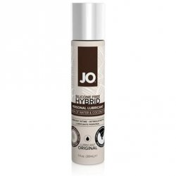 Jo Silicone Free Hybrid Lube With Coconut Oil - 1oz  Product Image