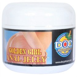 Golden Girl Anal Jelly 1 Product Image