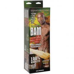 Bam Realistic Cock 3 Product Image