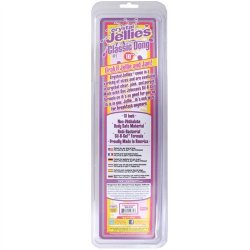 """Crystal Jellies Classic - 10"""" Clear 10 Product Image"""