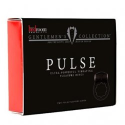 PULSE RINGS: Vibrating c-rings - 2 Per Pack Product Image