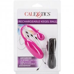 Advanced Kegel Ball 12-function Vibrator - Pink 6 Product Image