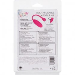 Advanced Kegel Ball 12-function Vibrator - Pink 7 Product Image