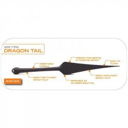 Tantus Dragon Tail 7 Product Image