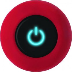 Evolved Lady In Red Rechargeable Flexible Bullet Vibrator 3 Product Image
