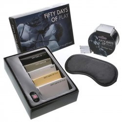 Fifty Days Of Play Bondage Collection Kit Product Image