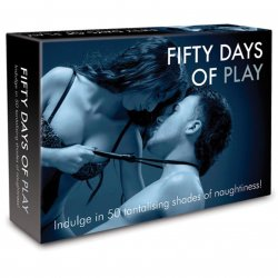 Fifty Days Of Play Bondage Collection Kit 7 Product Image