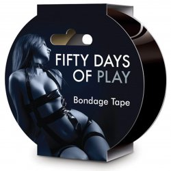 Fifty Days Of Play Bondage Collection Kit 8 Product Image