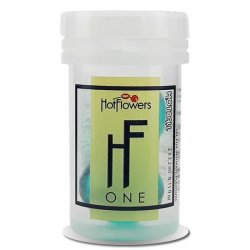 Hot Balls - HF One - CK One Scent Inspired - 2 Lube Balls Product Image
