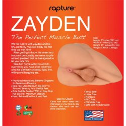 Zayden: The Perfect Muscle Butt 7 Product Image