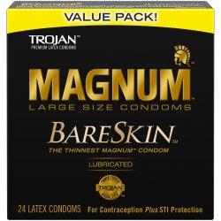 Trojan Magnum Bareskin - 24 Pack Product Image