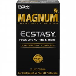 Trojan Magnum Ecstasy - 10 Pack Product Image