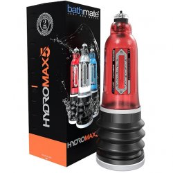 Hydromax 5 - Red 3 Product Image