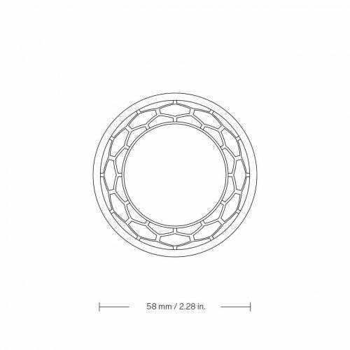 Lelo: Hex Respect XL Hexagonal Latex Condoms - 12 pack 4 Product Image