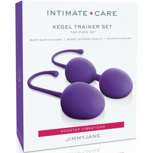 JimmyJane: Kegel Trainer Set - Purple 4 Product Image