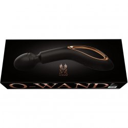 O-Wand 11-function Rechargeable Silicone Wand Massager 12 Product Image