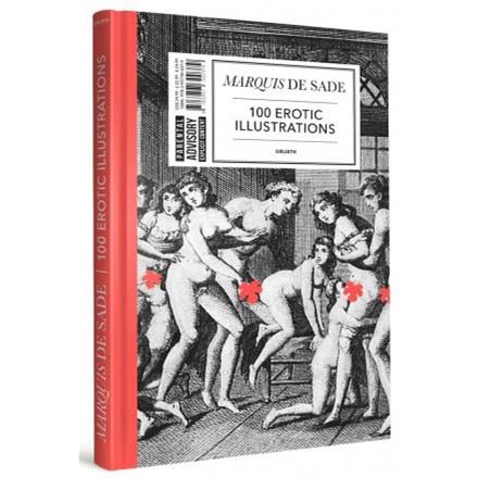 Marquis De Sade - 100 Erotic Illustrations 1 Product Image