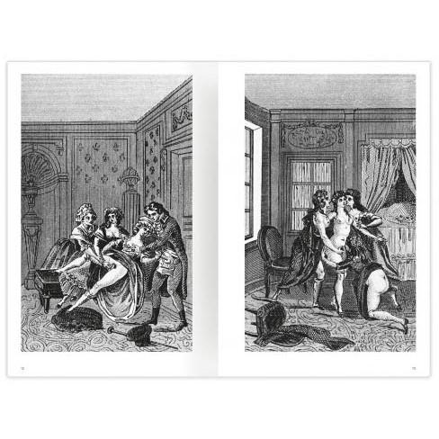 Marquis De Sade - 100 Erotic Illustrations 2 Product Image