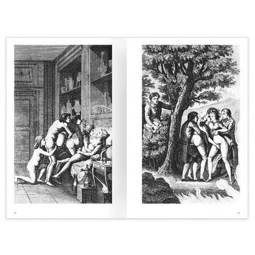 Marquis De Sade - 100 Erotic Illustrations 3 Product Image