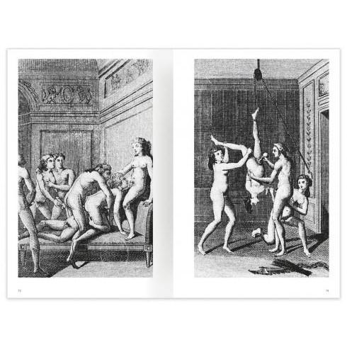 Marquis De Sade - 100 Erotic Illustrations 5 Product Image