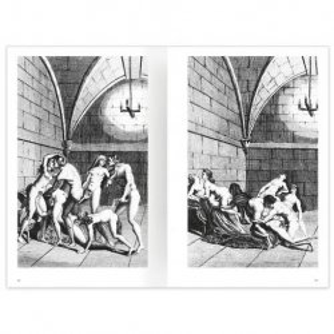 Marquis De Sade - 100 Erotic Illustrations 6 Product Image