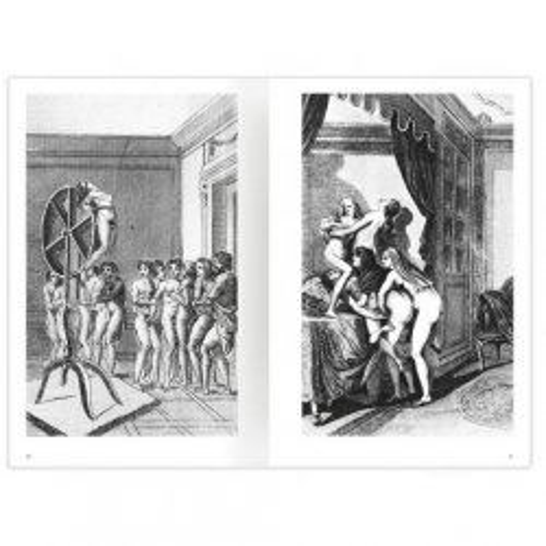 Marquis De Sade - 100 Erotic Illustrations 7 Product Image