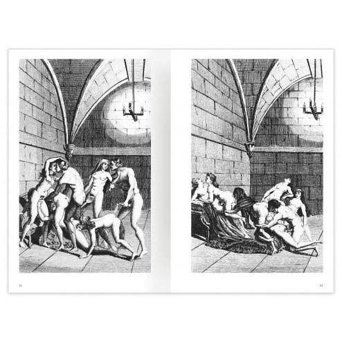 Marquis De Sade - 100 Erotic Illustrations 8 Product Image