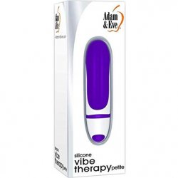 Adam & Eve Silicone Vibe Therapy Petite Waterproof Bullet 3 Product Image