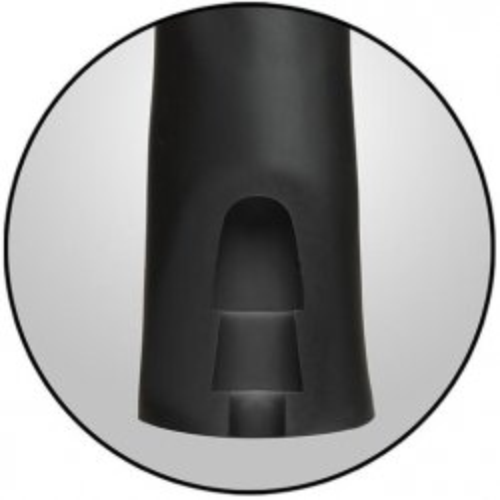 Kink - Dual Density SECONDSKYN Fist Fuckers Closed Fist - Black 3 Product Image