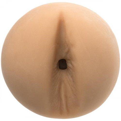 Man Squeeze Twink Ass UltraSkyn Stroker - Vanilla 2 Product Image