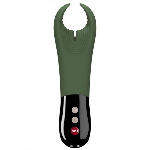 Fun Factory Manta - Moss Green 2 Product Image