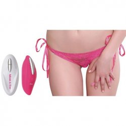 Eve's Rechargeable Vibrating Panty With Remote Product Image