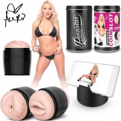 Pornstar Signature Series - Double Ended Ass Mouth Coinslot - Alexis Monroe Product Image