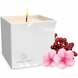 JimmyJane: Afterglow Massage Candle - Berry Blossom Product Image