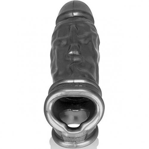 Ox Balls Butch Cocksheath - Steel 4 Product Image