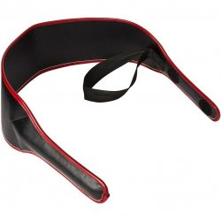 Saffron Love Strap - Black & Red Product Image