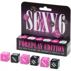 Sexy 6 Dice Game: Foreplay Edition Product Image