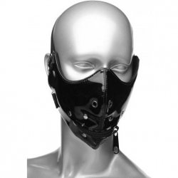 Lektor Zipper Mouth Muzzle Product Image