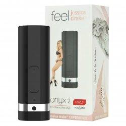 Kiiroo: Onyx2 Teledildonic Masturbator - Jessica Drake Experience Product Image