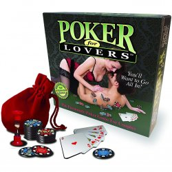 Special Edition Poker For Lovers  Product Image