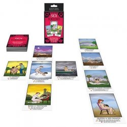 Sex Fortunes Tarot Cards for Lovers Product Image