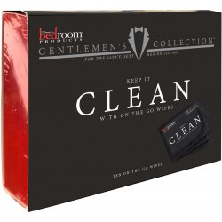 CLEAN: On The Go Wipes Product Image
