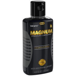Trojan Magnum Water-Based Personal Lubricant - 4.5oz Product Image