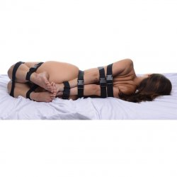 Subdued Full Body Strap Set - Black Product Image