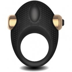 Frederick's Of Hollywood: Silicone Vibrating Couples Ring Product Image