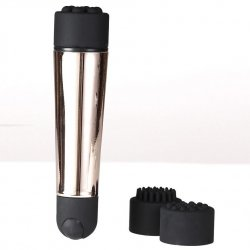 Maia: Pocket Plus Supercharged Rechargeable Pocket Rocket - Rose Gold Product Image