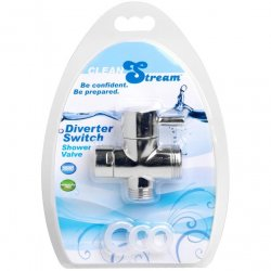 Clean Stream Diverter Switch Shower Valve Product Image